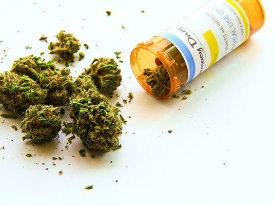 Image of medical marijuana in New York