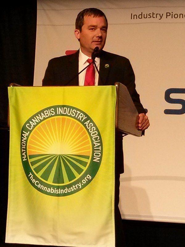 Image of Aaron Smith, executive director of NCIA
