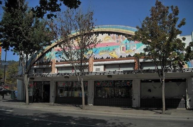 Amoeba Music on Telegraph Avenue in Berkeley, California. Image: Eco84 via Wikimedia Commons