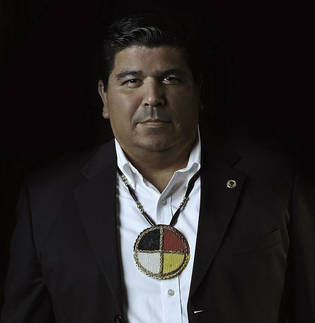 Anthony Rivera. Image: CannaNative via Bloomberg.com