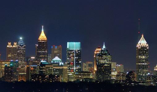 Atlanta SkylineImageChuck Koehler WikimediaCommons