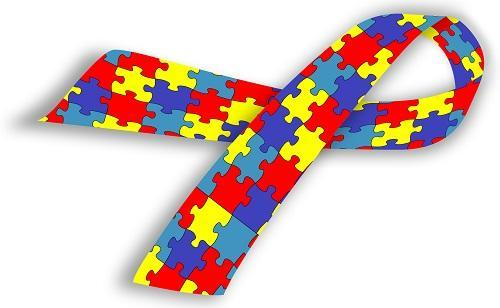 Autism Awareness RibbonImageWikimediaCommons