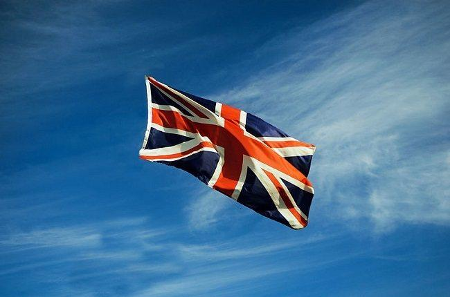 British flag. Image: Jiri Hodan via Wikimedia Commons