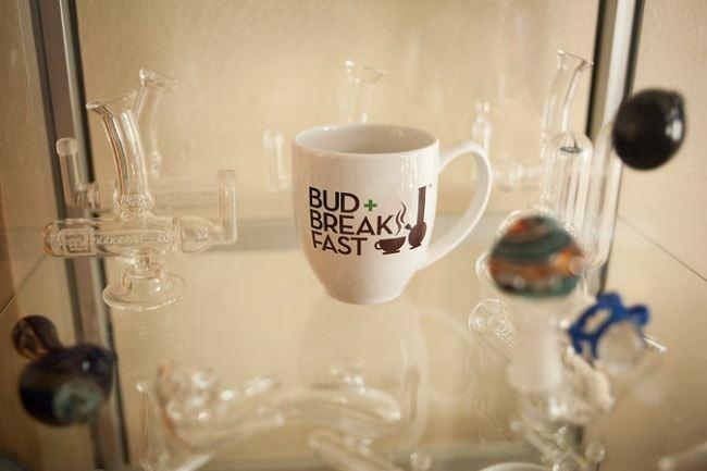 Bud & Breakfast, in Denver, is one of a handful of marijuana-friendly accommodations across Colorado.  Image: Theo Stroomer for The New York Times