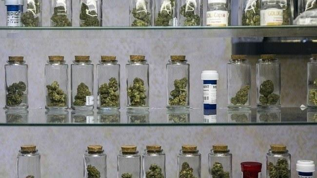Cannabis Bottles/Image: AP