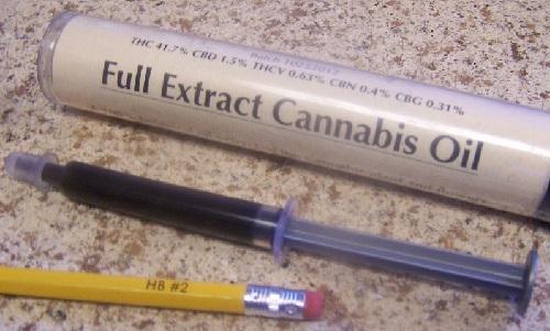 CannabisOilFileImageStephenCharlesThompsonViaWikimediaCommons
