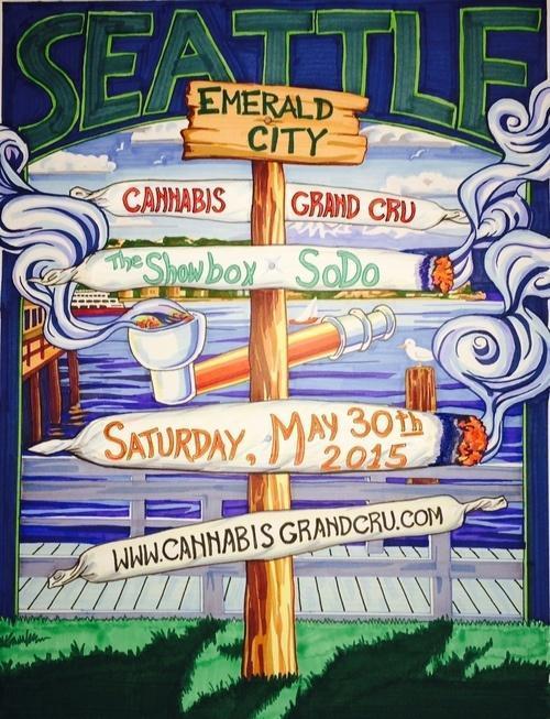 Cannabis Grand Cru Seattle