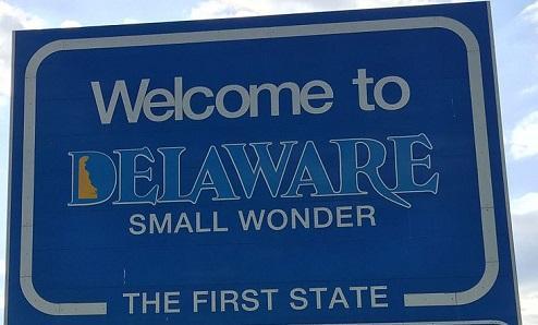 DelawareWelcomeSignSizedImageFamartinViaWikimediaCommons