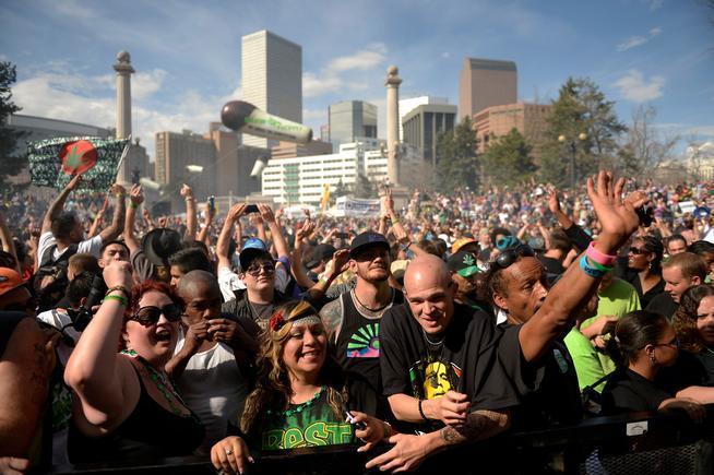Denver 420 Fest 2014