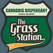 Image of Grass Station Logo, a marijuana dispensary in Colorado