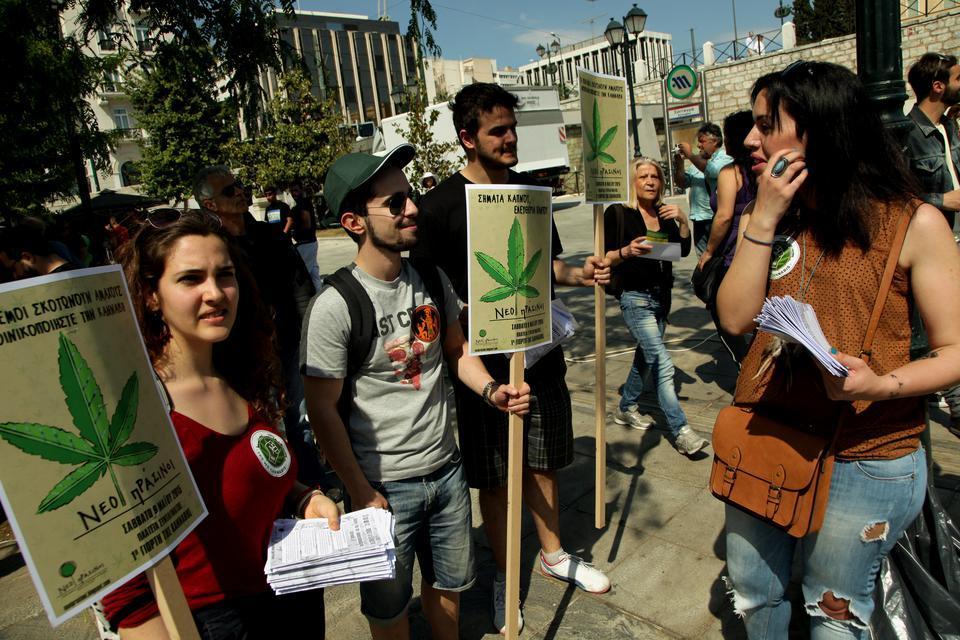 Greece Legalize