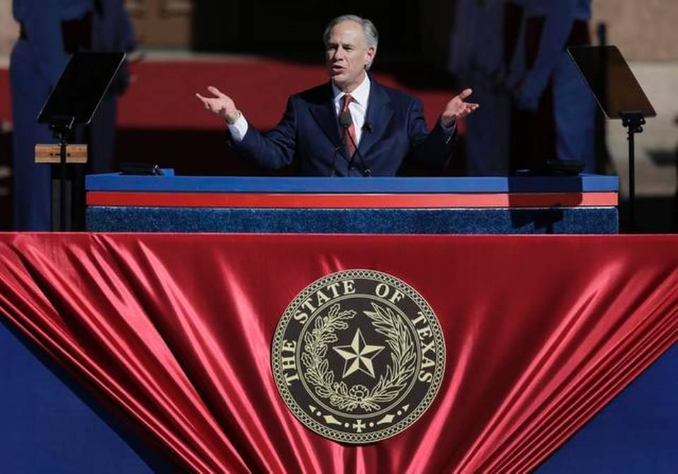 Image of Texas Gov. Greg Abbott