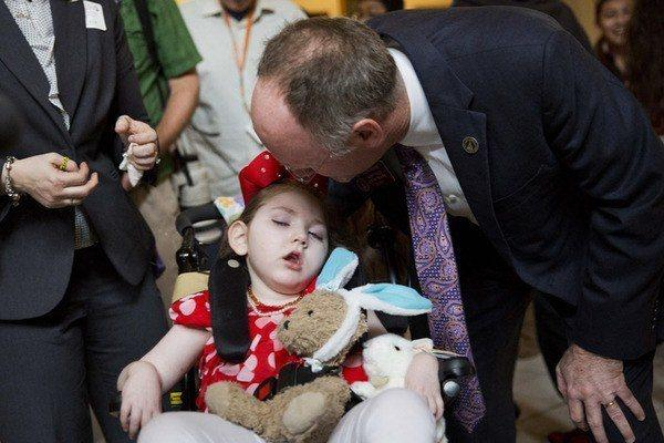 Image of Haleigh Cox, Cannabis Oil legalization Hero