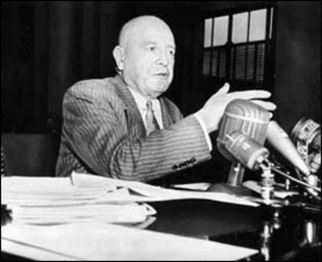Image of Harry Anslinger, Federal Bureau of Narcotics