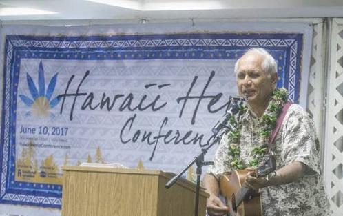 Hawaii Hemp ConferenceJune2017HollynJohnsonTribuneHerald