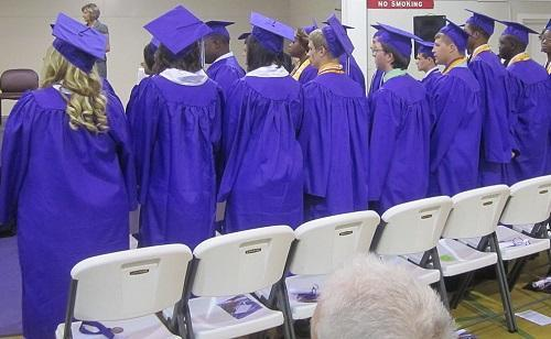 HighSchoolGraduationImageBillyHathornWikimediaCommons