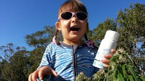 Image of Katelyn Lambert after cannabinoid treatment for Dravet Syndrome