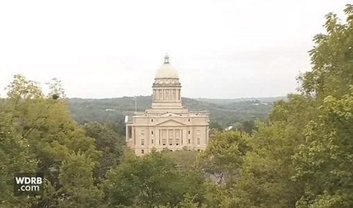 KentuckyStateCapitolVideoImageWDRBDotCom