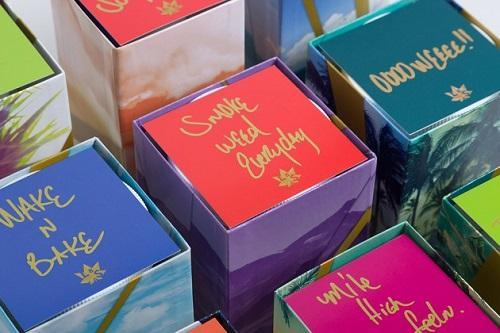 Leafs by Snoop packaging. Image: Pentagram via TheAtlantic.com