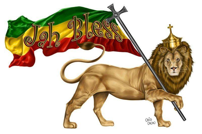 Image of Lion of Juda, Rasta/Reggae
