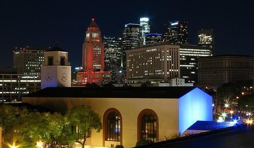 Los Angeles SkylineImageAlossixViaWikimediaCommons