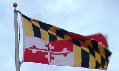 MarylandStateFlagImageSallicioViaWikimediaCommons