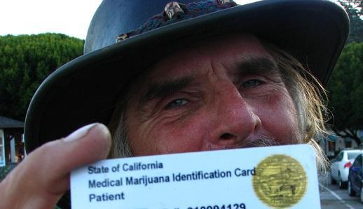 Medical Cannabis Card CaliforniaWikimediaCommons