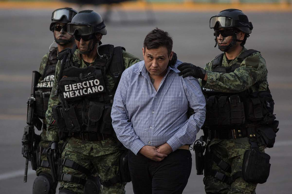 Mexico Drugs Cartels