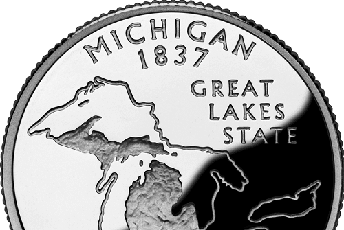 MichiganStateQuarter