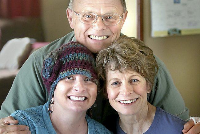 Image of Jess Blake, Rick & Kathleen Blake who advocate medical marijuana for cancer treatment
