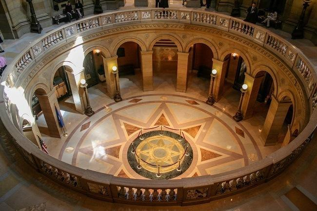 Minnesota State Capitol. Image: Tony Webster via Wikimedia Commons