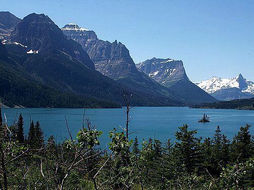 Glacier National Park, Montana. Author: Jon Sullivan