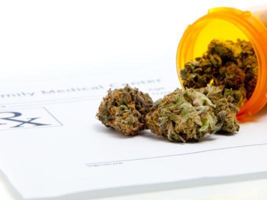 Image of legal medical marijuana in Nevada