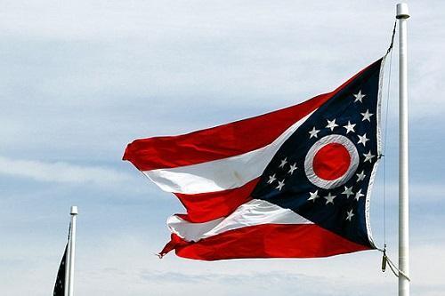 OhioFlagImageJeffKubinaViaWikimediaCommons