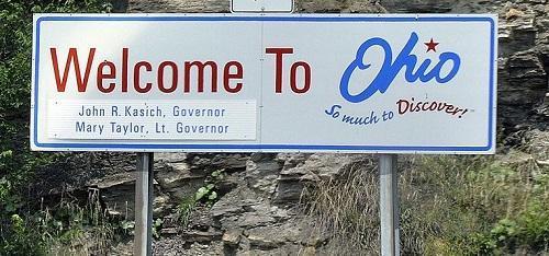 OhioWelcomeSignImageAndreasFaesslerViaWikimediaCommons