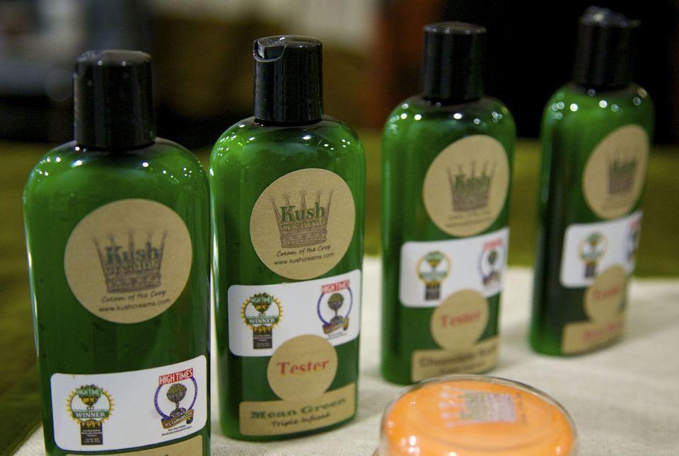 Image of hemp products