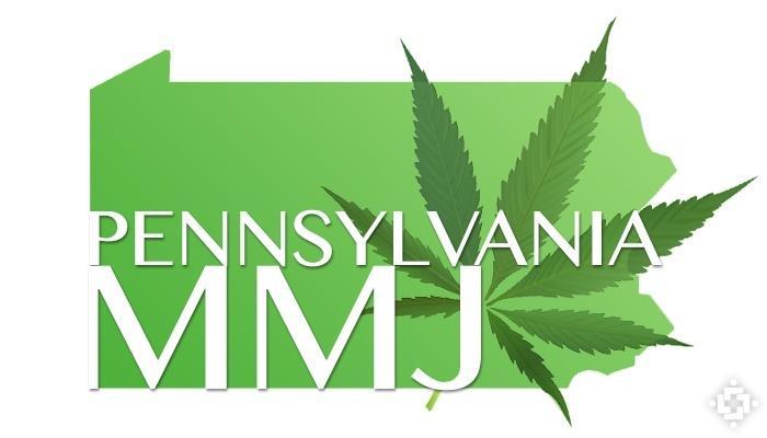 Image of Pennsylvania state for Medical Marijuana