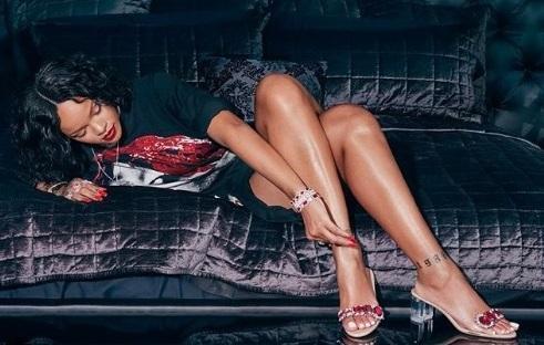RihannaSoStonedShoeCollection