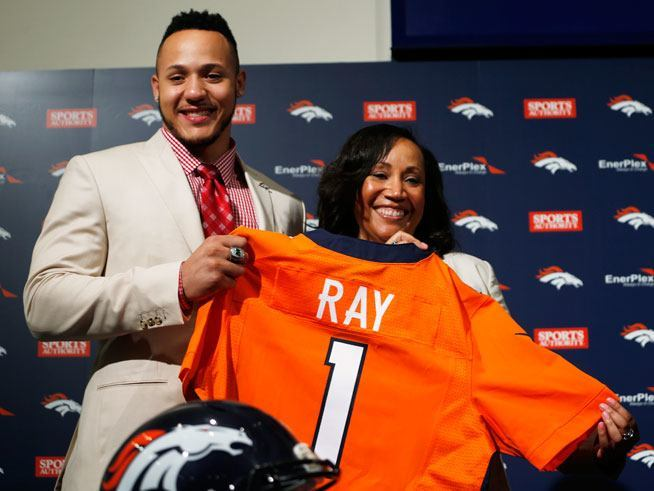 Image of new Bronco Shane Ray