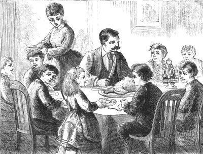 ThanksgivingDinnerPublicDomain