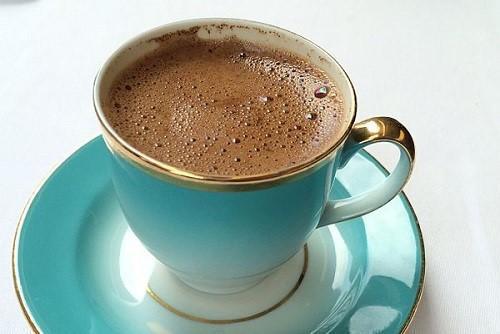 Turkish coffee. Image: Vouliagmeni via Wikimedia Commons