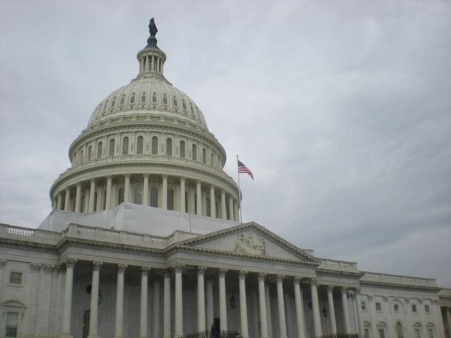 U.S. Capitol Building. Image: Kathrin Tausch via Wikimedia Commons