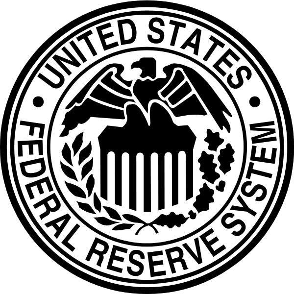 U.S. Federal Reserve System Seal. Image via Wikimedia Commons