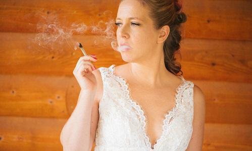 WeddingWithCannabisImageElizabetCryanPhotographyViaBluntNetworkDotCom