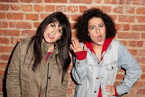 Image of Abbi Jacobson and Ilana Glazer