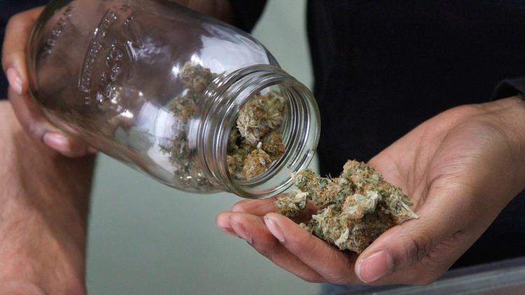 Image of legalized marijuana