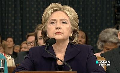 Hillary Clinton Image CSpan Via Wikimedia Commons