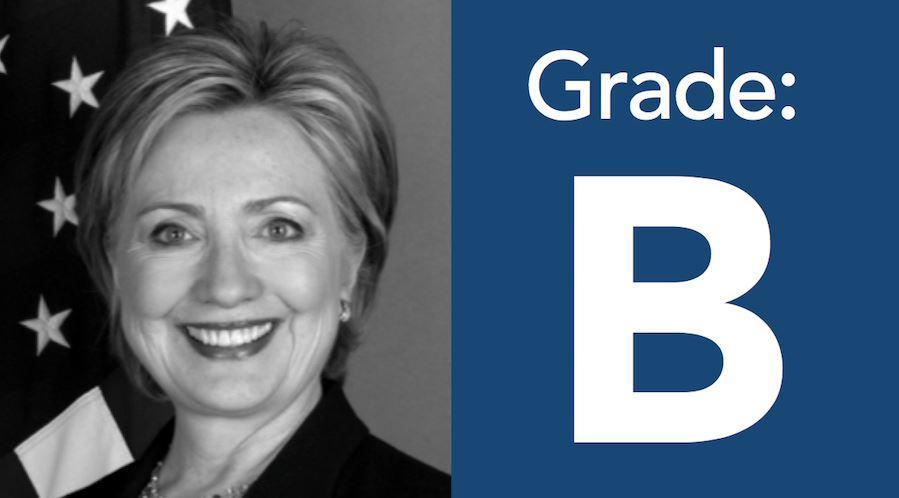 Hillary Clinton Marijuana Policy Project