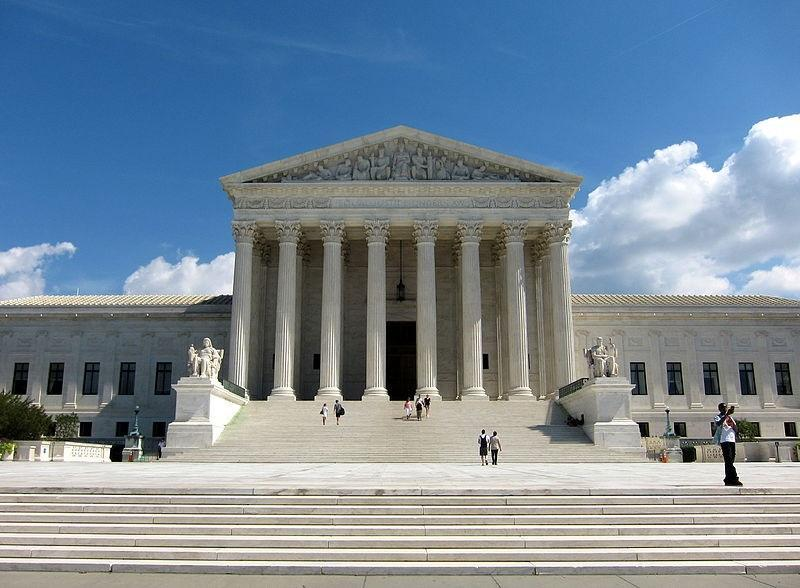 U.S. Supreme Court Building. Image: AgnosticPreachersKid via Wikimedia Commons