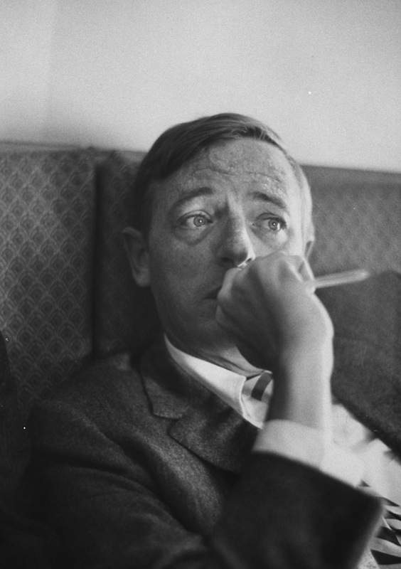 Image of conservative William F. Buckley Jr.